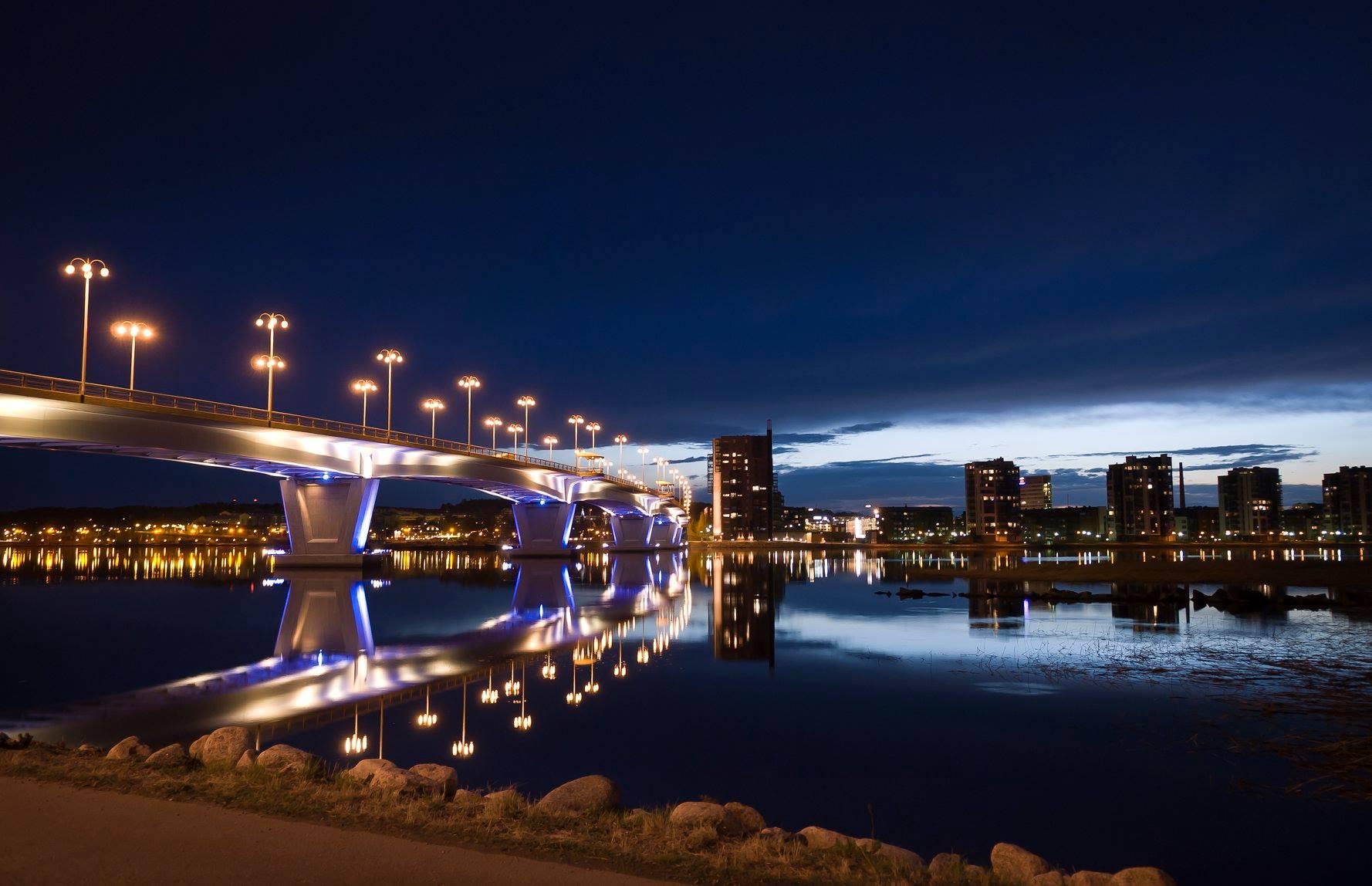 Valon kaupunki Jyväskylä. Kuva: Jani Salonen