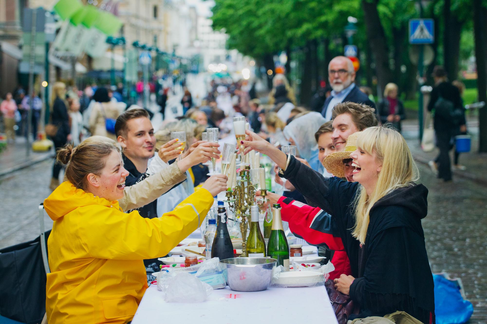 Helsinki-päivä. Kuva: Lauri Rotko