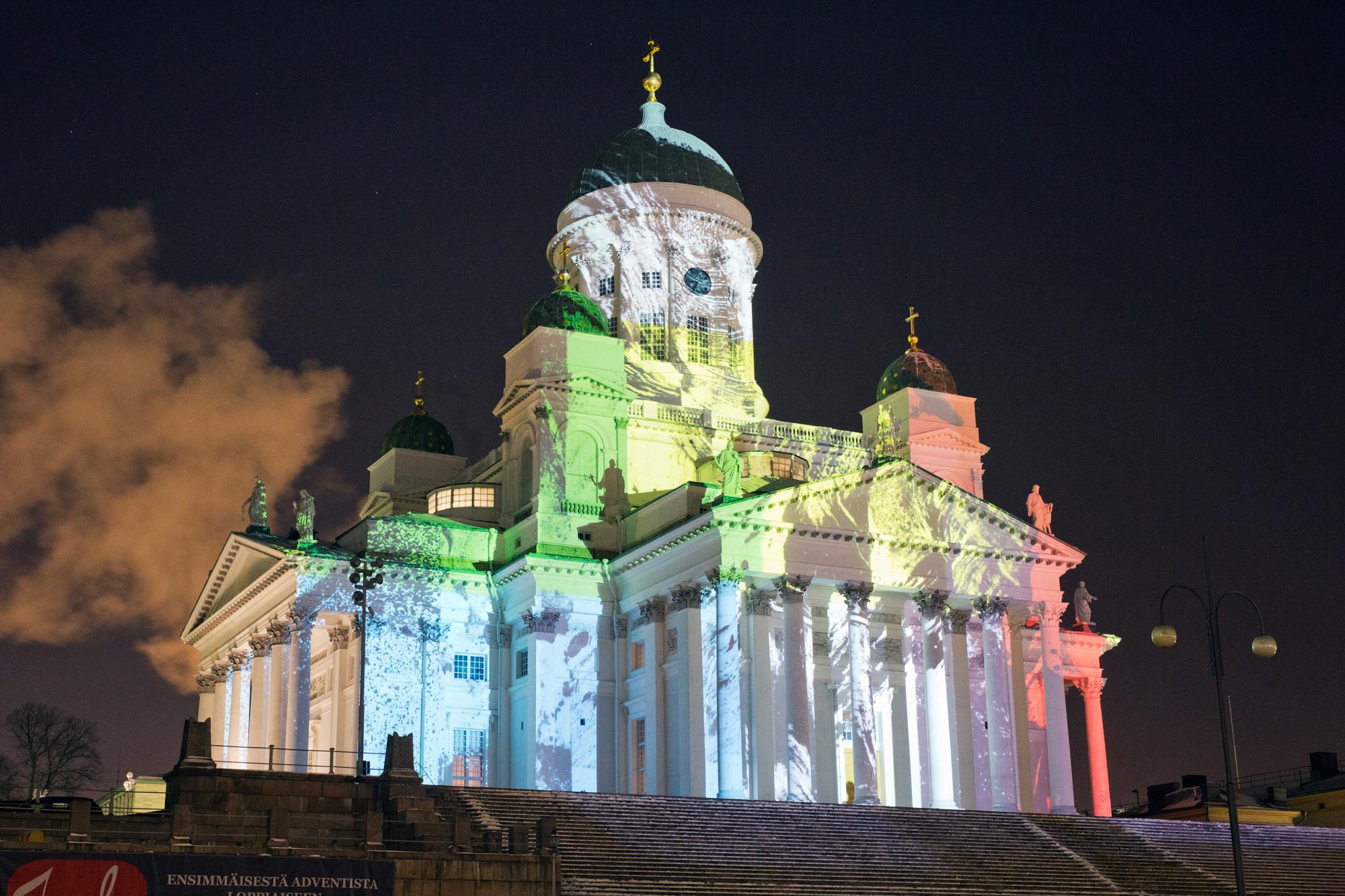 Helsinki - Lux