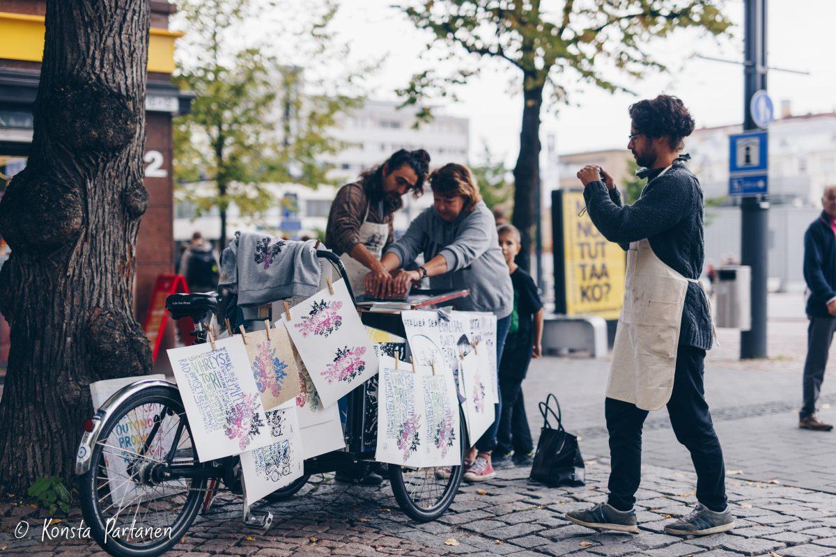 Fringe – elävää kaupunkikulttuuria!