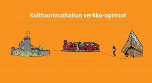Kulttuurimatkailun verkko-opinnot